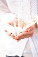 折り鶴のイメージ写真
